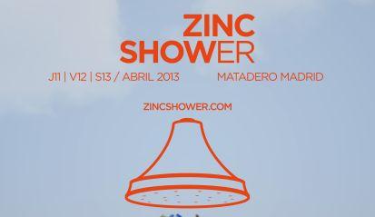 Creatividad Zinc Shower creativo creativos