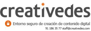plataforma segura de creación digital